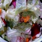 маринад для капусты