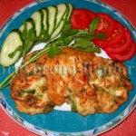 Куриные оладушки вкусны как горячие, так и холодные