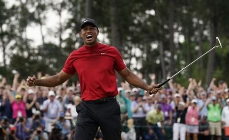 Tiger Woods vainqueur à Augusta