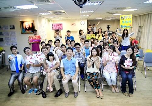 台湾 明月(ミョンウォル)教会、熱かった「切り札証大会」