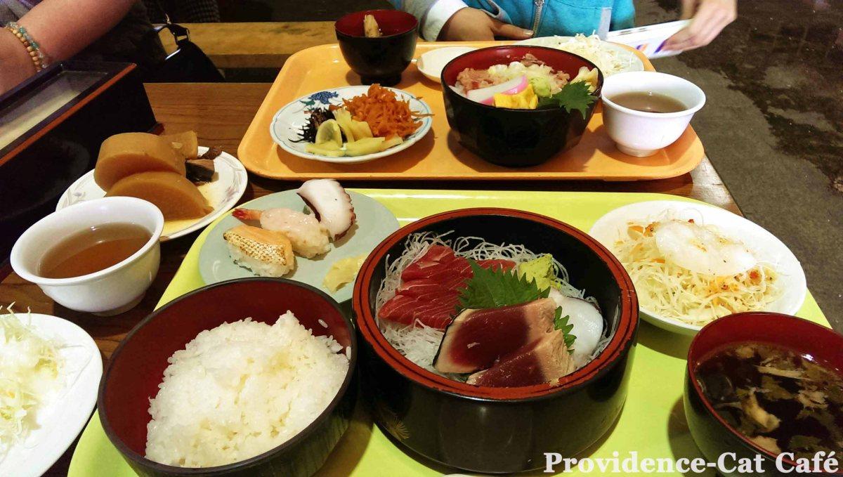土浦魚市場 まぐろ食べ放題 1,050円!