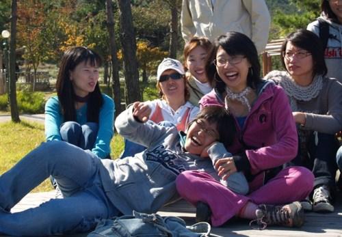 韓国の摂理メンバー