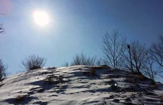 月明洞雪山冬