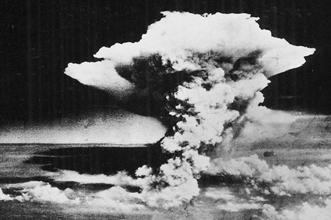 広島 原爆 戦争