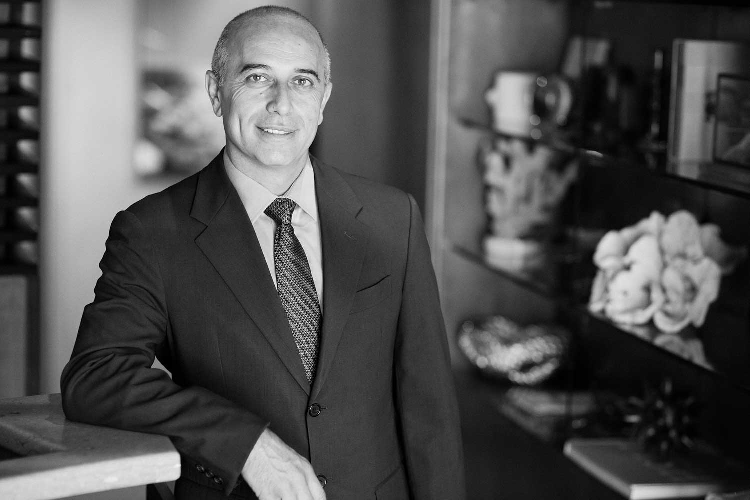 Portrait of Donato Poto, Co-owner and General Manager