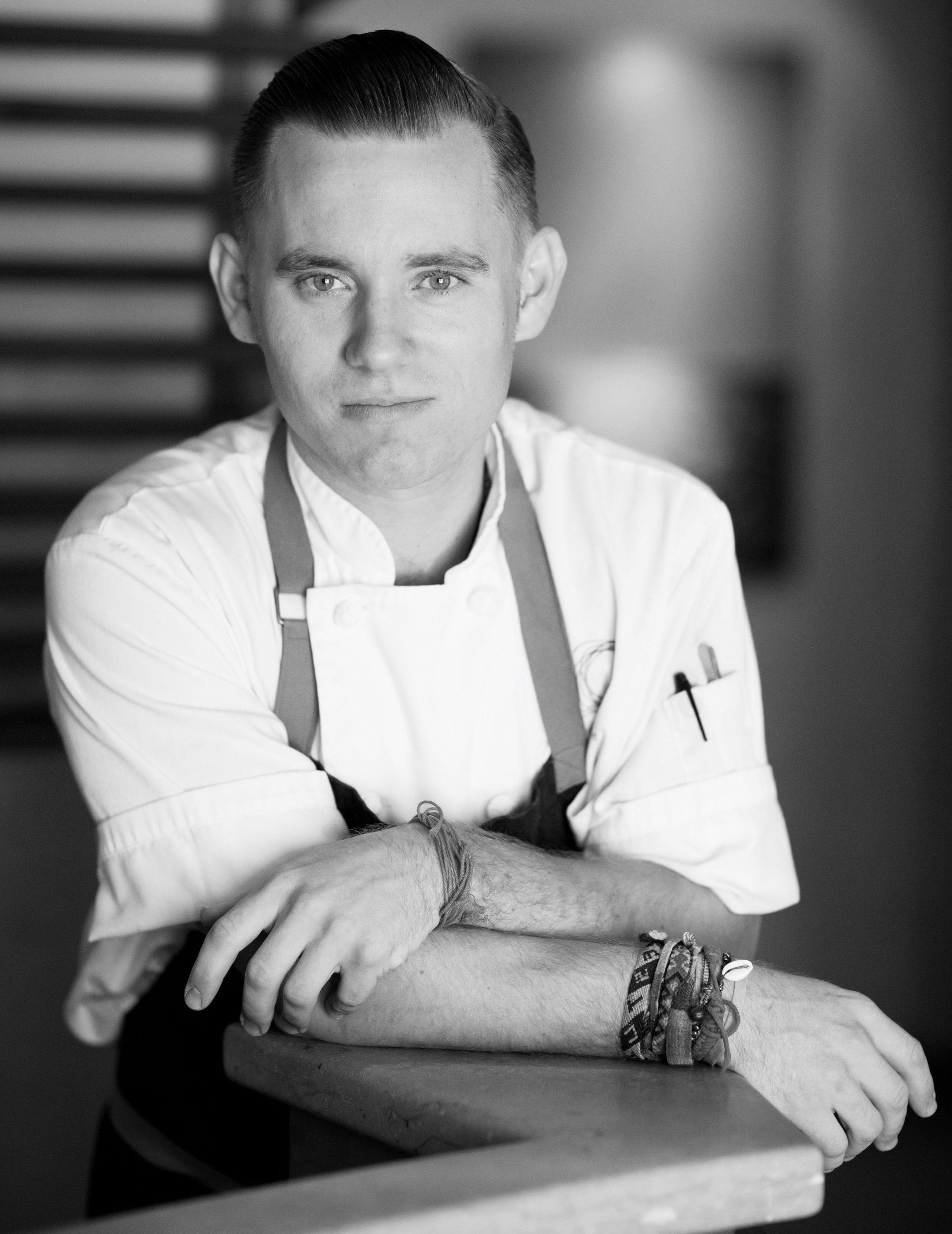 Tristan Aitchison, Chef de Cuisine