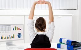 Exercises that can be done at work!