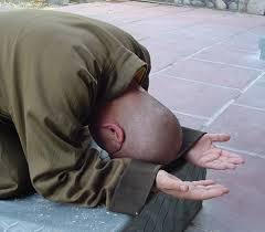 Buddhist Bowing