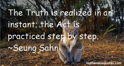 seung-sahn-quotes- truth realized