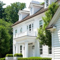 House Exterior Paint Refresh