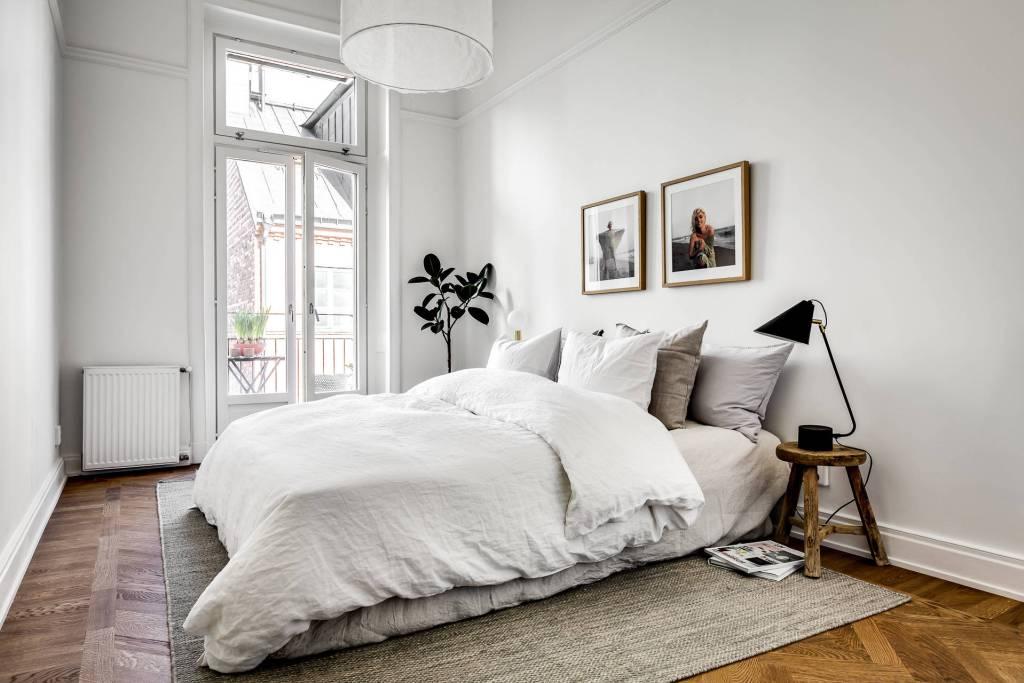 A Look at Minimalism-5 Steps to a Minimalist Bedroom ... on Bedroom Minimalist Design Ideas  id=42564