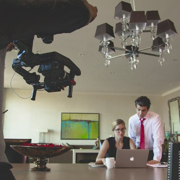 How To Make a Business Profile Video