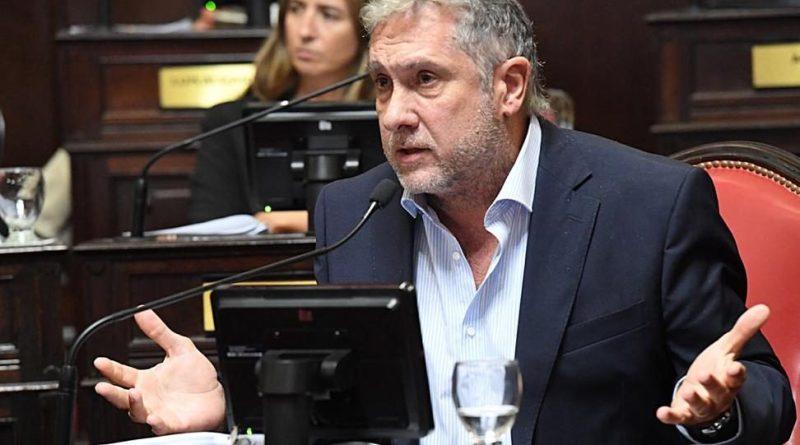 """Pallares: """"La marcha nació de un pedido de Brandoni y Campanella"""""""