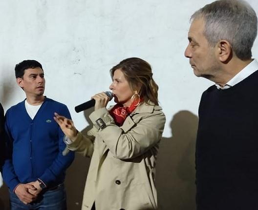 Alak refuerza la unidad del Frente de Todos que ya piensa en Saintout como intendenta de La Plata