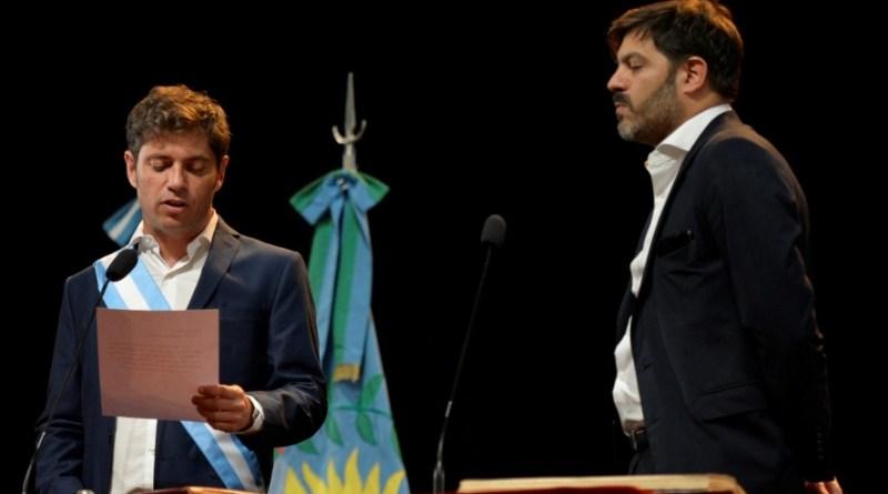 Kicillof rechazó la idea de Impuestazo y puso números a la crisis económica que dejaron Macri y Vidal