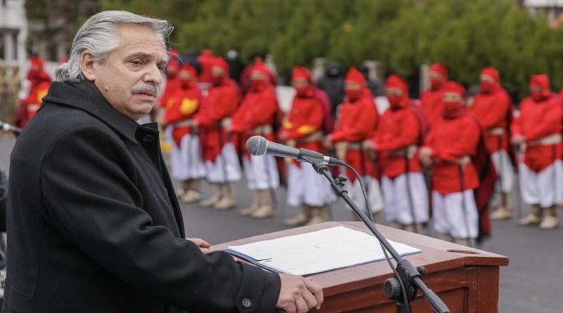 Alberto Fernández se comprometió a «trabajar con los 24 gobernadores, porque el imperativo de este tiempo lo impone y la Argentina reclama»