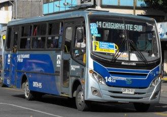 Buses Chiguayante Sur