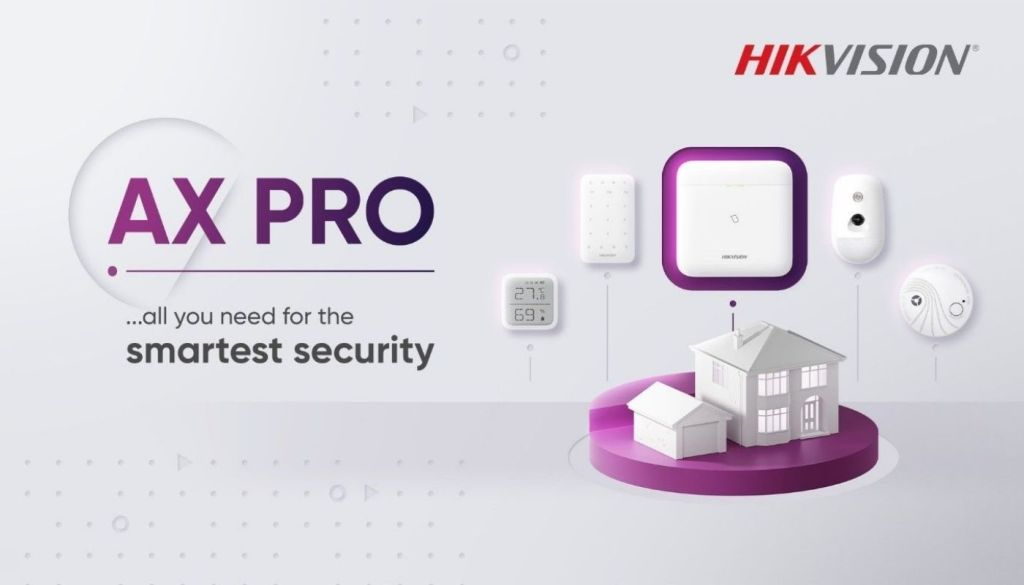 Hikvision AX PRO bežični alarmni sistem