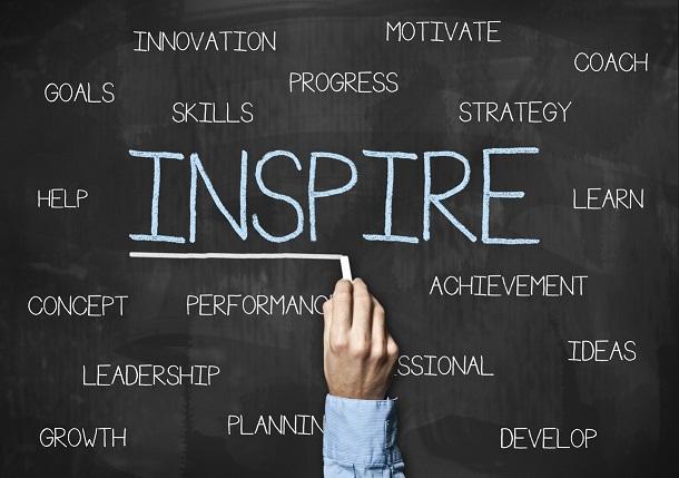Inspire / Blackboard concept (Click for more)