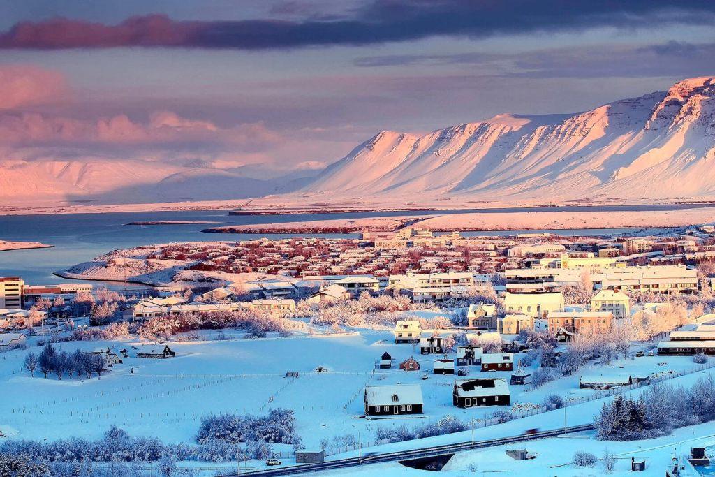 Что представляет собой анкета на визу в исландию. Образец заполнения анкеты на визу в исландию