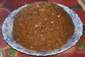 готовый торт муравейник