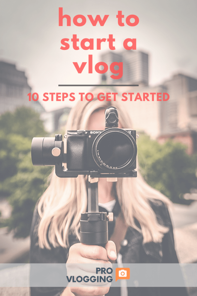 How to Start a Vlog on Youtube