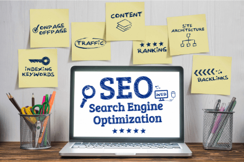 search engine optimisation settings determine your brand's visibility in online markets.