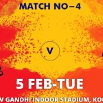 Calicut Heroes vs U Mumba Volley