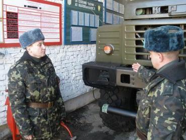 Воїни-бережанці святкують ювілей – 70 років військової частини