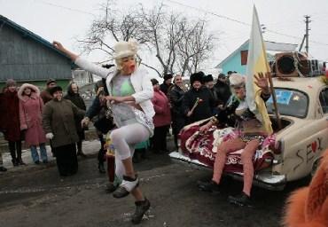 Тернопільське загальноміське свято Маланки пройде у п'ятницю, 13 січня