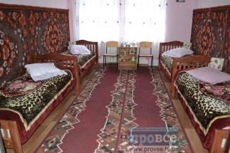 Кімната, де живуть вихованці інтернату