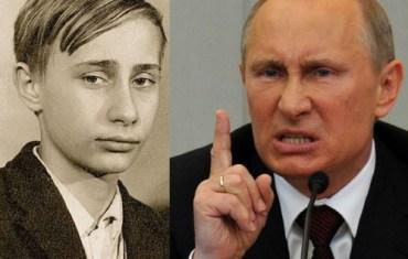 Блогер по полочкам разложил биографию Путина