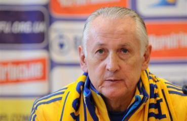 Фоменко буде тренувати збірну України до кінця Євро-2016