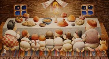 Сьогодні Святвечір, або ж, за церковною назвою, Надвечір'я Різдва Христового