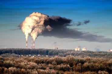 Україна увійшла до списку країн з найбруднішим повітрям
