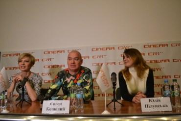 """У Тернополі презентували розважальний фільм """"8 кращих побачень"""" (фото, відео)"""