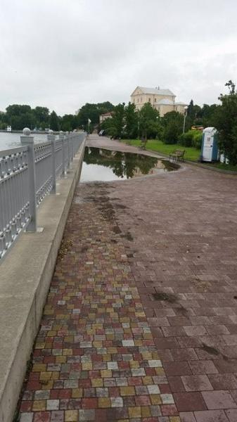 У Тернополі забули про водовідведення: скільки ще Сергій Надал марнуватиме бюджетні гроші?