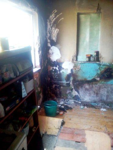 На Тернопільщині сталося чотири пожежі