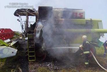 Тернопільщина: за минулу добу виникло 8 пожеж