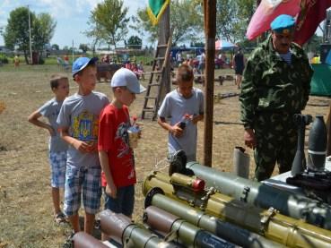 В селі Городище відбулись урочистості до Дня села