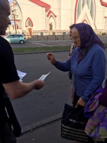 Боротьба з церквою окупанта в Тернополі