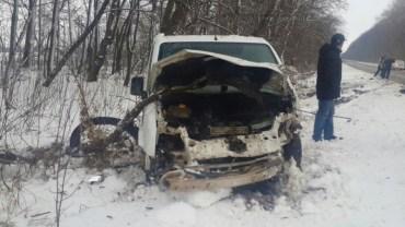 Страшна аварія трапилась біля Тернополя