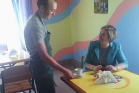 Безробітний з Тернопільщини відкрив кафе за сприяння центру зайнятості