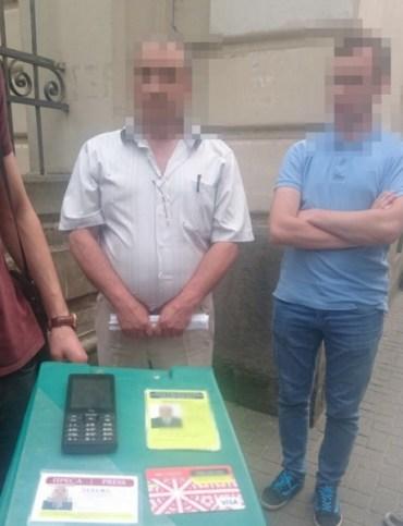 СБУ затримала редактора інтернет-видання за хабар