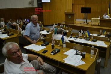 Кнопкодавство у Тернопільській облраді: встановлено новий антирекорд
