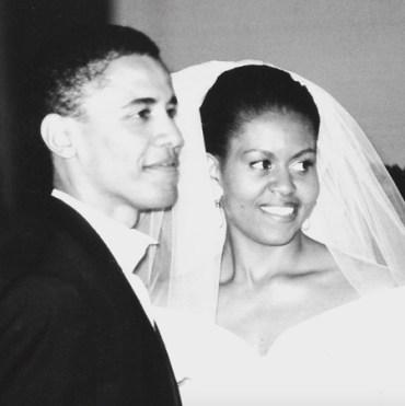 Колишній президент США Барак Обама і його дружина Мішель відсвяткували 25 річницю весілля