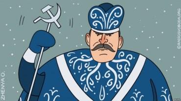 Діда Мороза придумали в 1937 році, в розпал сталінських репресій