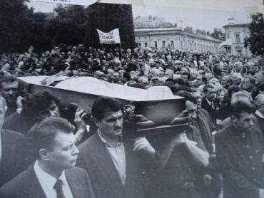 """8 травня 2000 року у """"Цісарській кав'ярні"""", що у центрі Львова, убили українську пісню"""