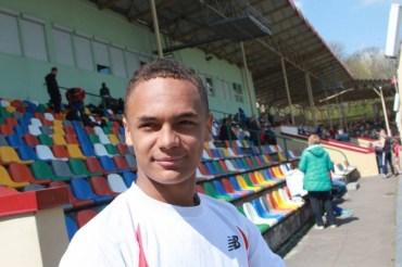 Тернопільський легкоатлет Василь Макух встановив рекорд України з бігу на 100 метрів серед юніорів