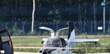 У Польщі розбився літак з колишнім головою Тернопільської облдержадміністрації